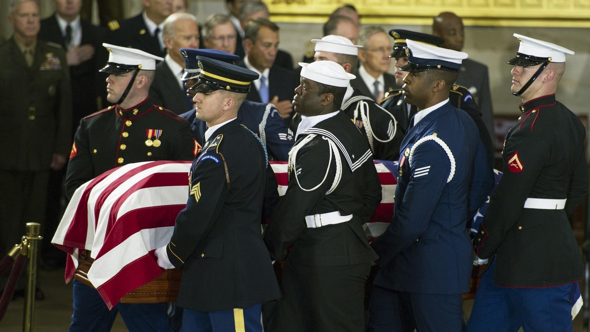 Image for Washington Unites to Honor Former Senator John McCain