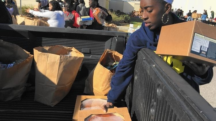 Even in employment boom, nearly 40 percent of adults struggle meeting basic needs, report says