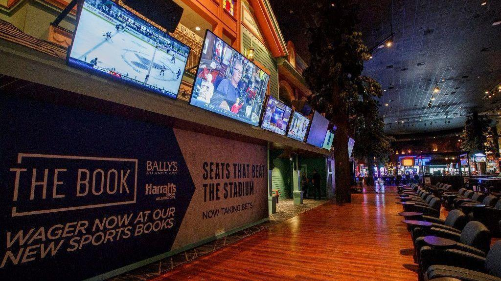 Sports betting books open at Bok Homa Casino