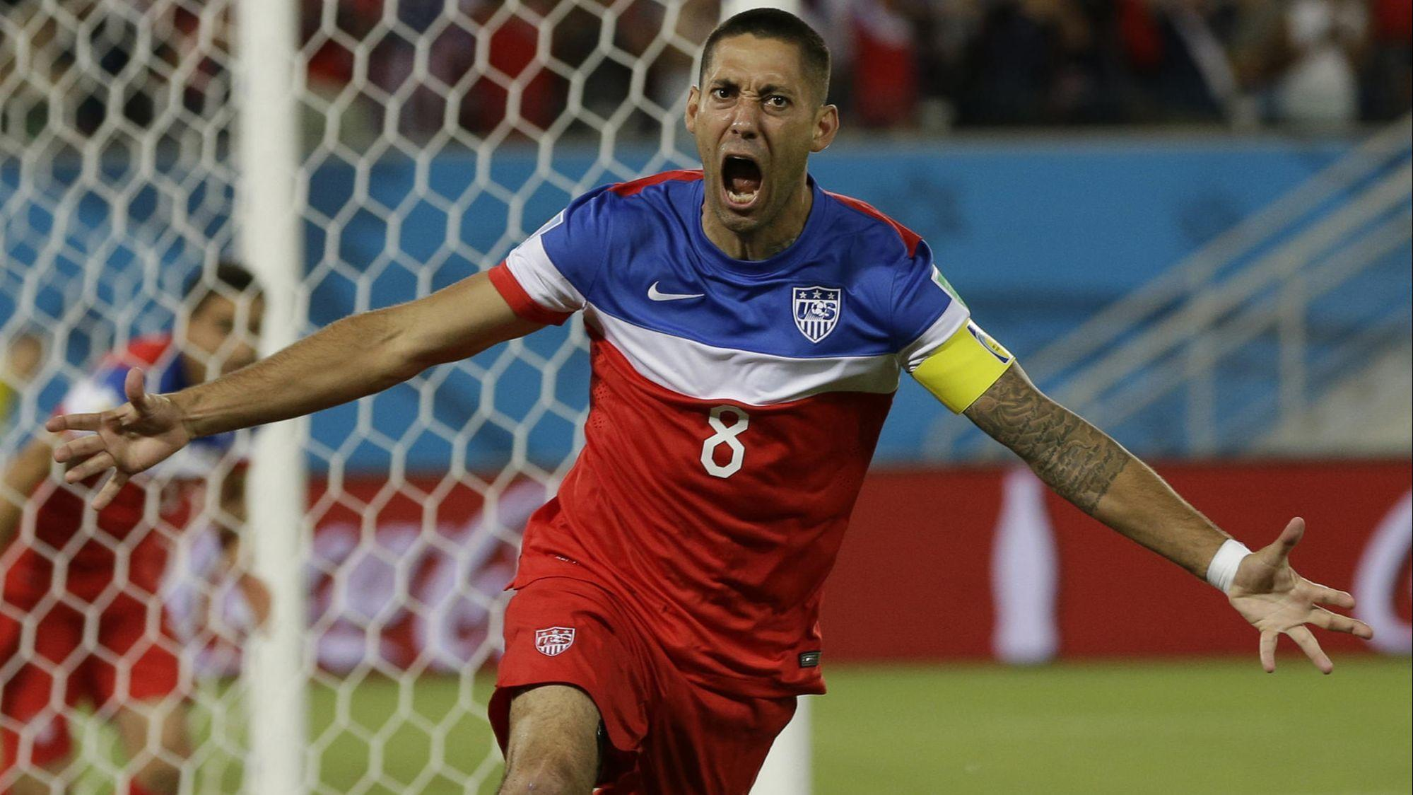 Clint Dempsey, mainstay of U.S. national team, retires