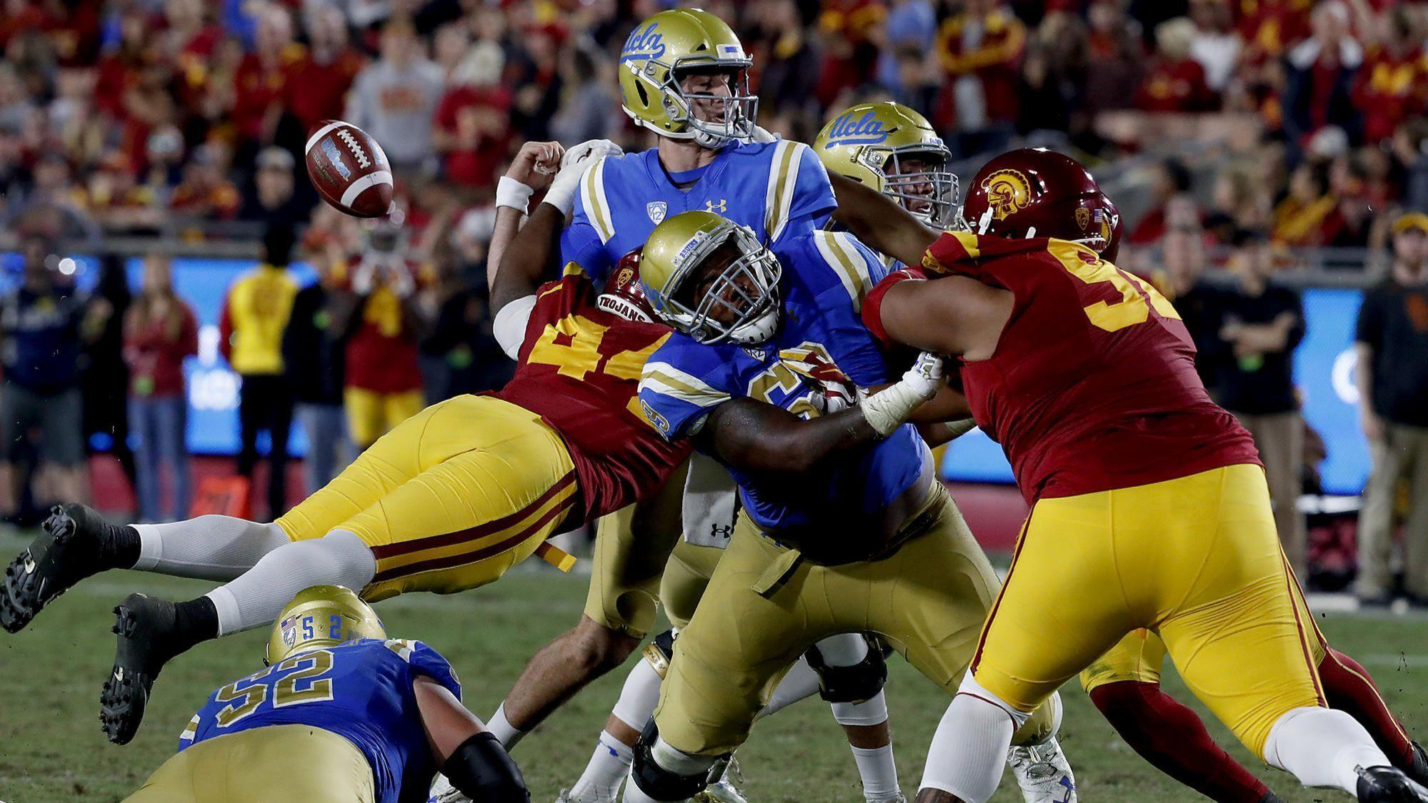 The Times' college football experts make their picks: USC and UCLA will start the season with wins