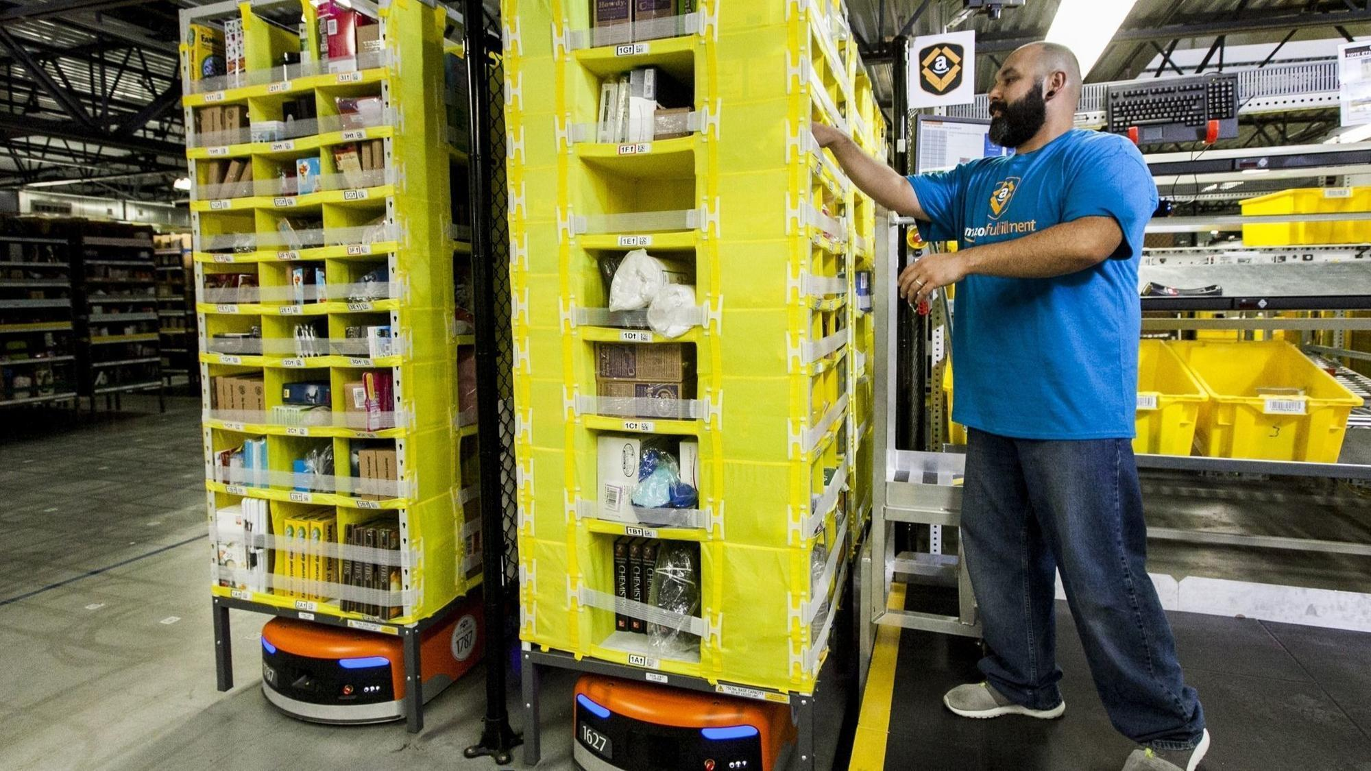 Amazon To Hire More Than 1,000 Workers For Miami Area Warehouse   Sun  Sentinel