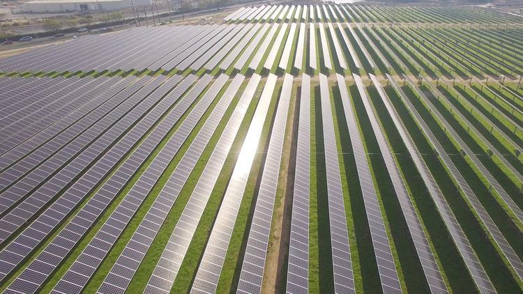 MCE solar farm
