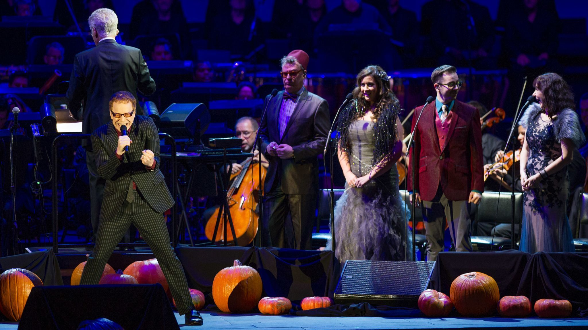 Nightmare Before Christmas,\' and Danny Elfman return to Hollywood ...
