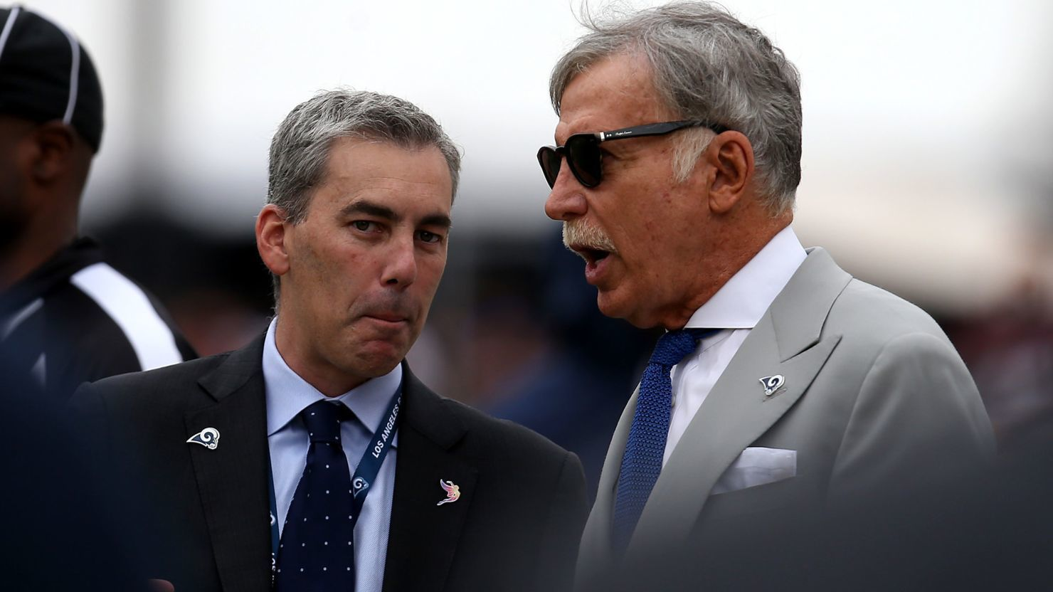 The mightiest Ram is owner Stan Kroenke, who is living up to his promises