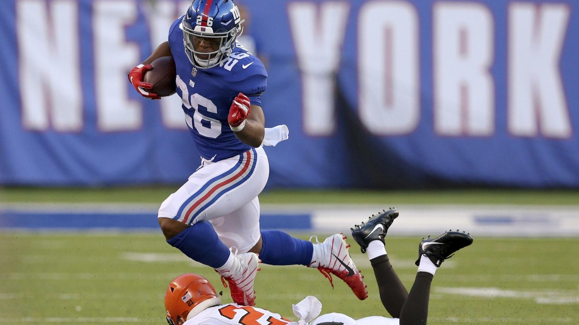 New York Giants news: Saquon Barkley thinks team has grown