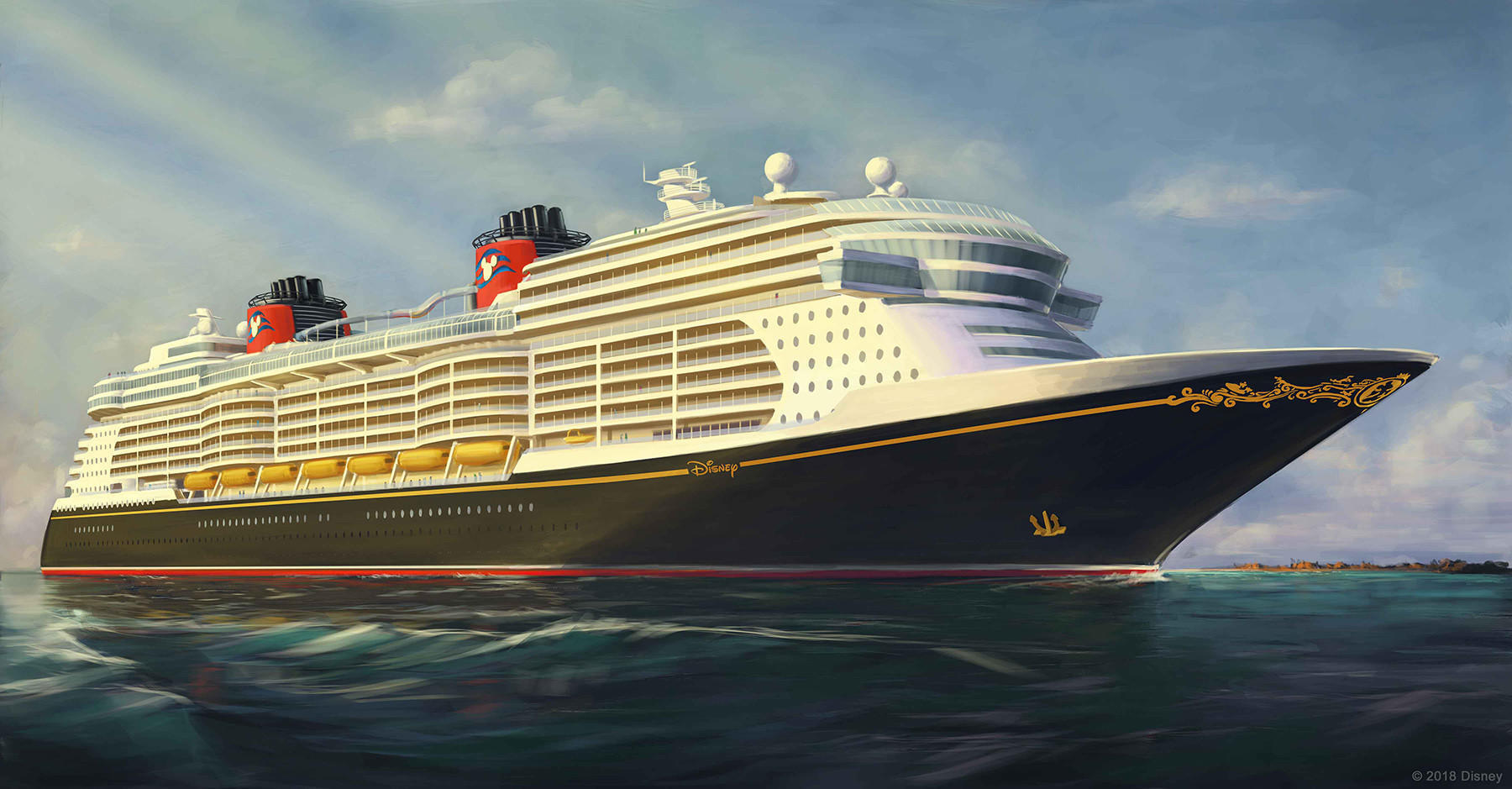 port ceo says 2 of 3 disney cruise line ships headed to port