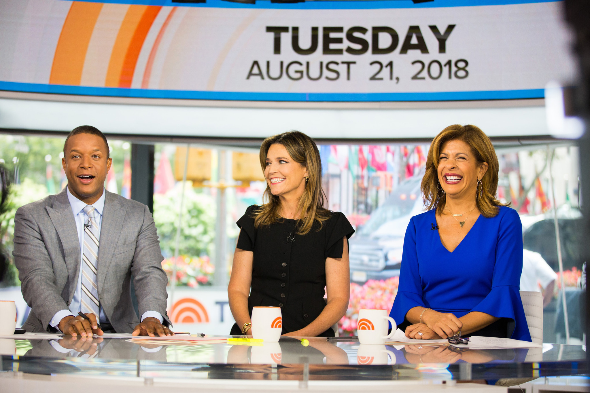Who Is Craig Melvin The Newest Anchor On NBC U0026 39 S U0026 39 Today