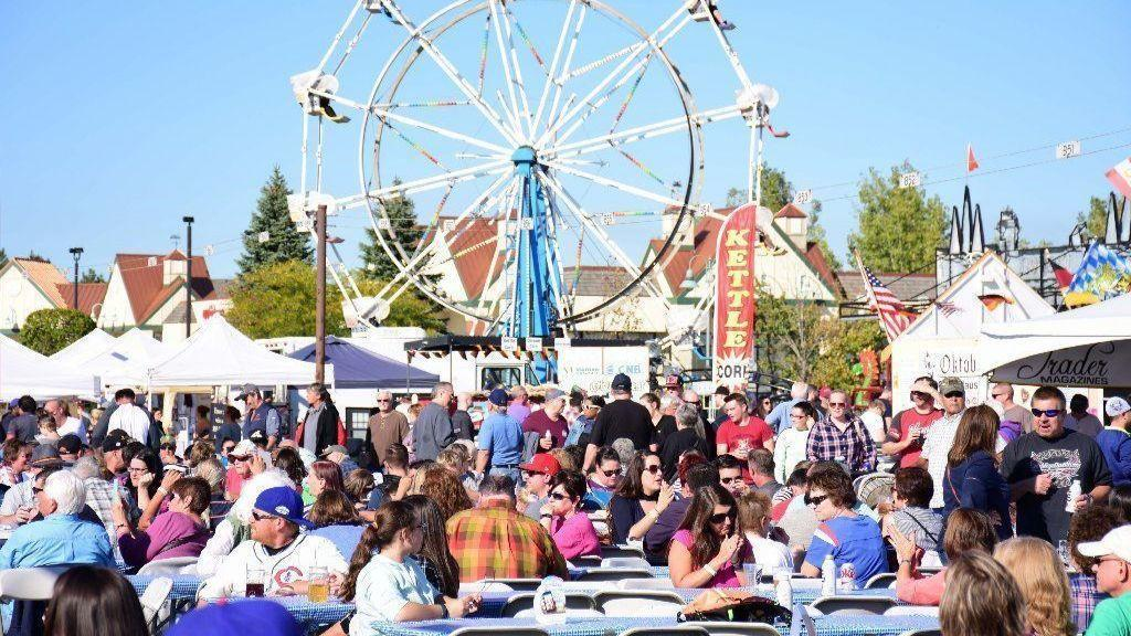 Carnival Rides Music More Bratwurst >> Toast To Suds Song And All Things German During Local Octoberfest
