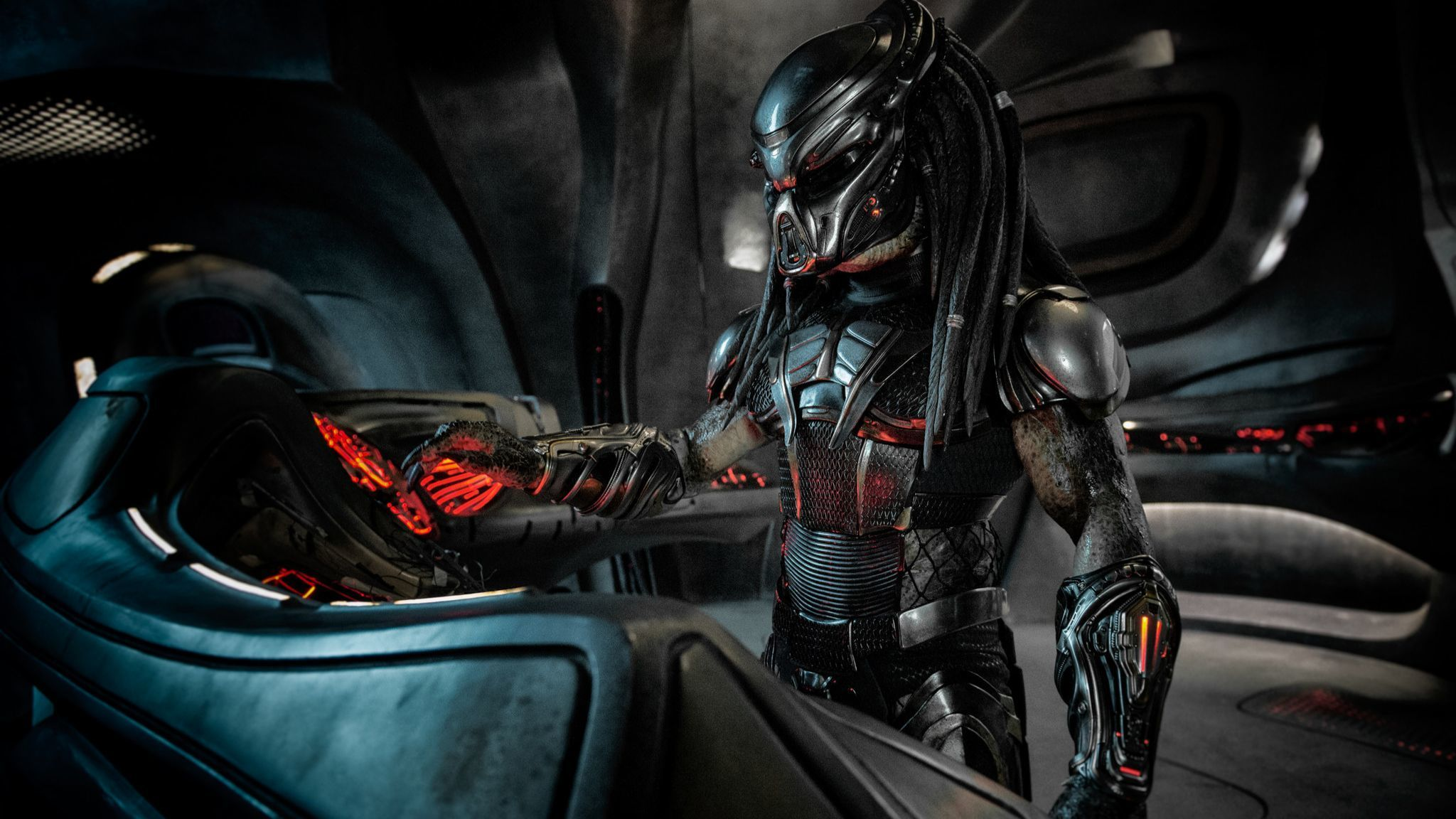 Twentieth Century Fox pulls scene from 'The Predator' after director Shane Black casts his friend, a registered sex offender