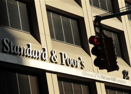 S&P says US to sue over ratings