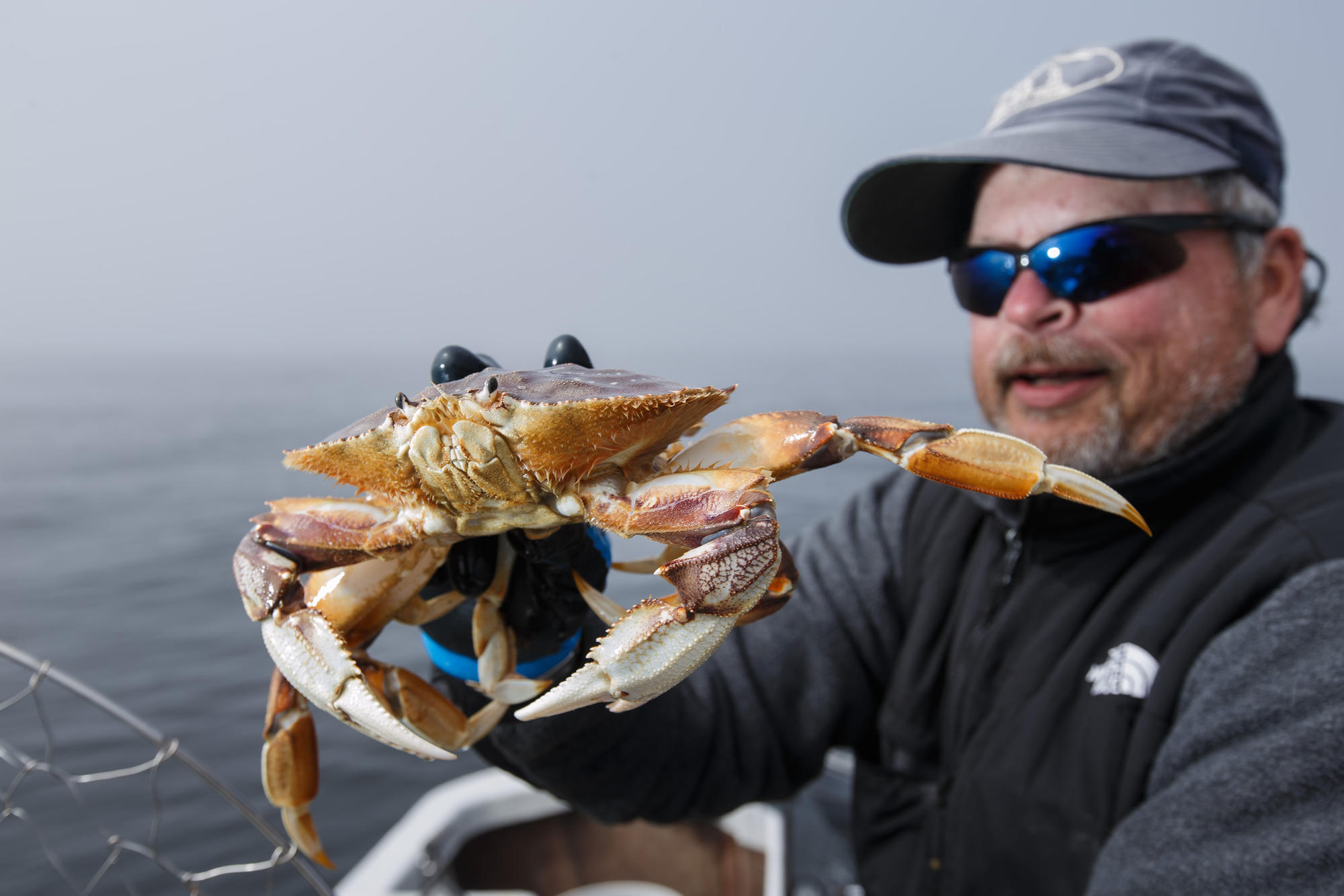 Clamming and crabbing in Oregon