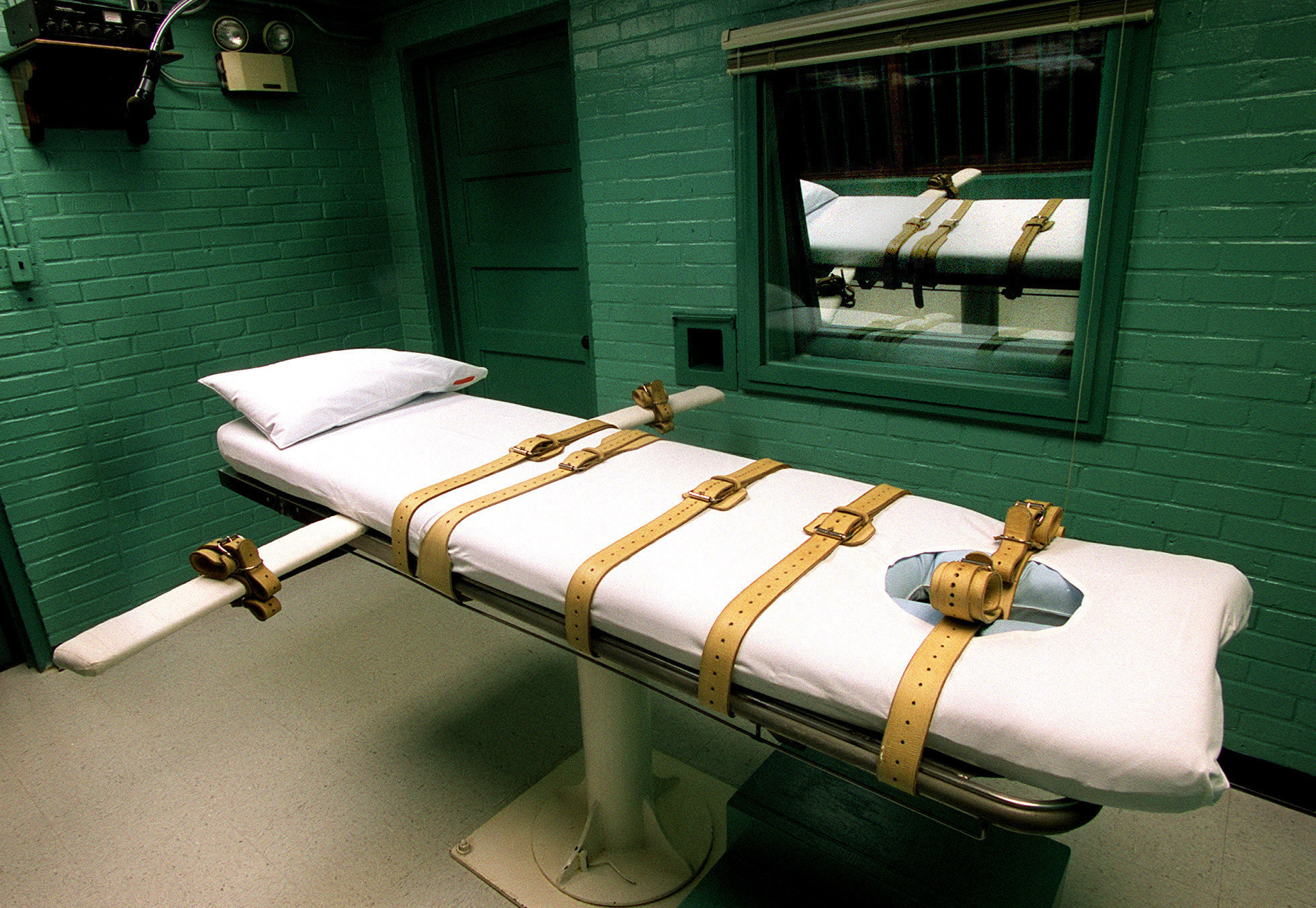 Texas running out of execution drug