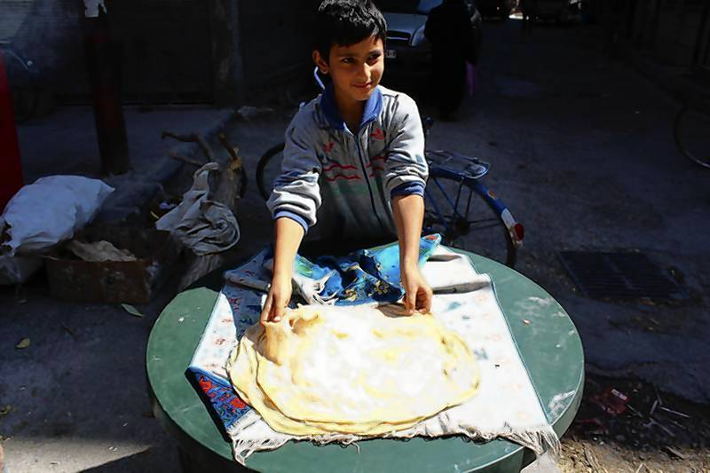 Insight: Starvation in Syria: a war tactic