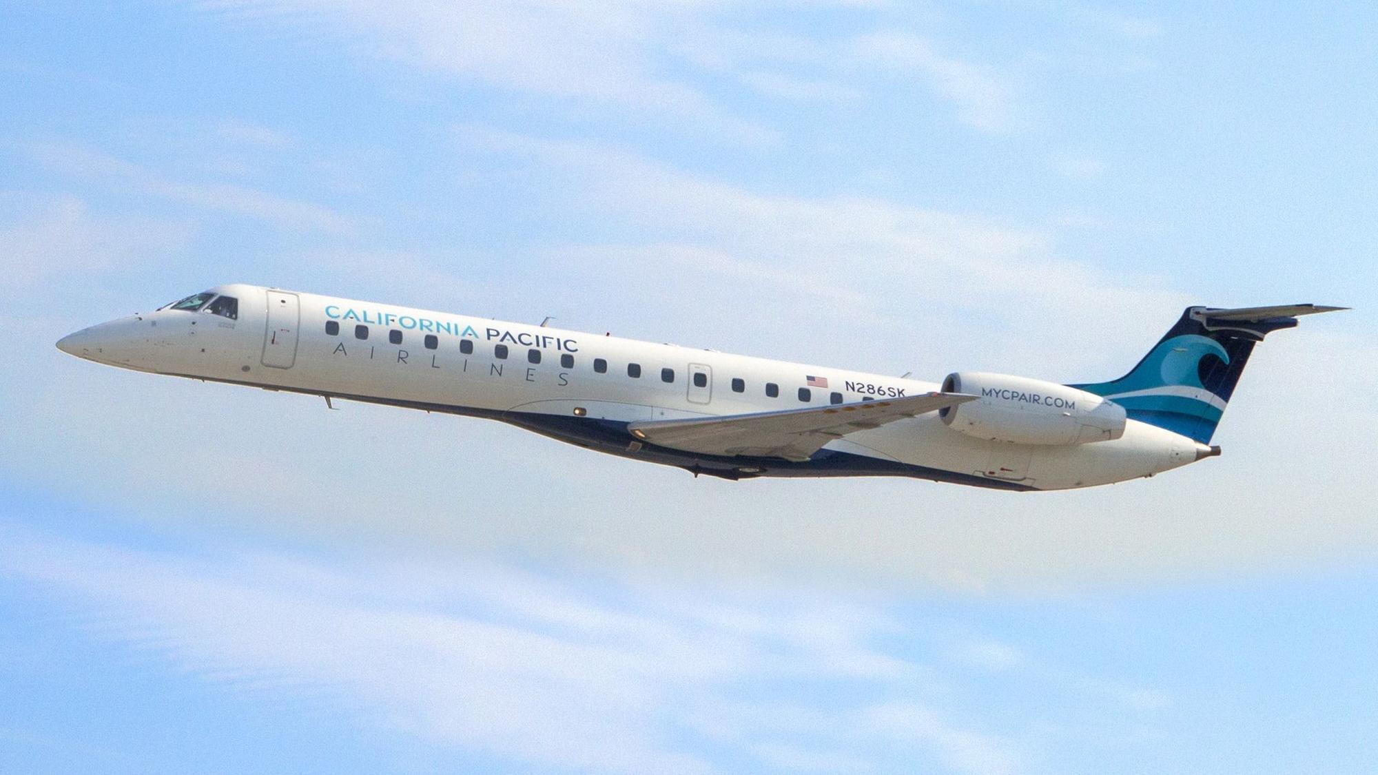 Resultado de imagen para California Pacific Airlines