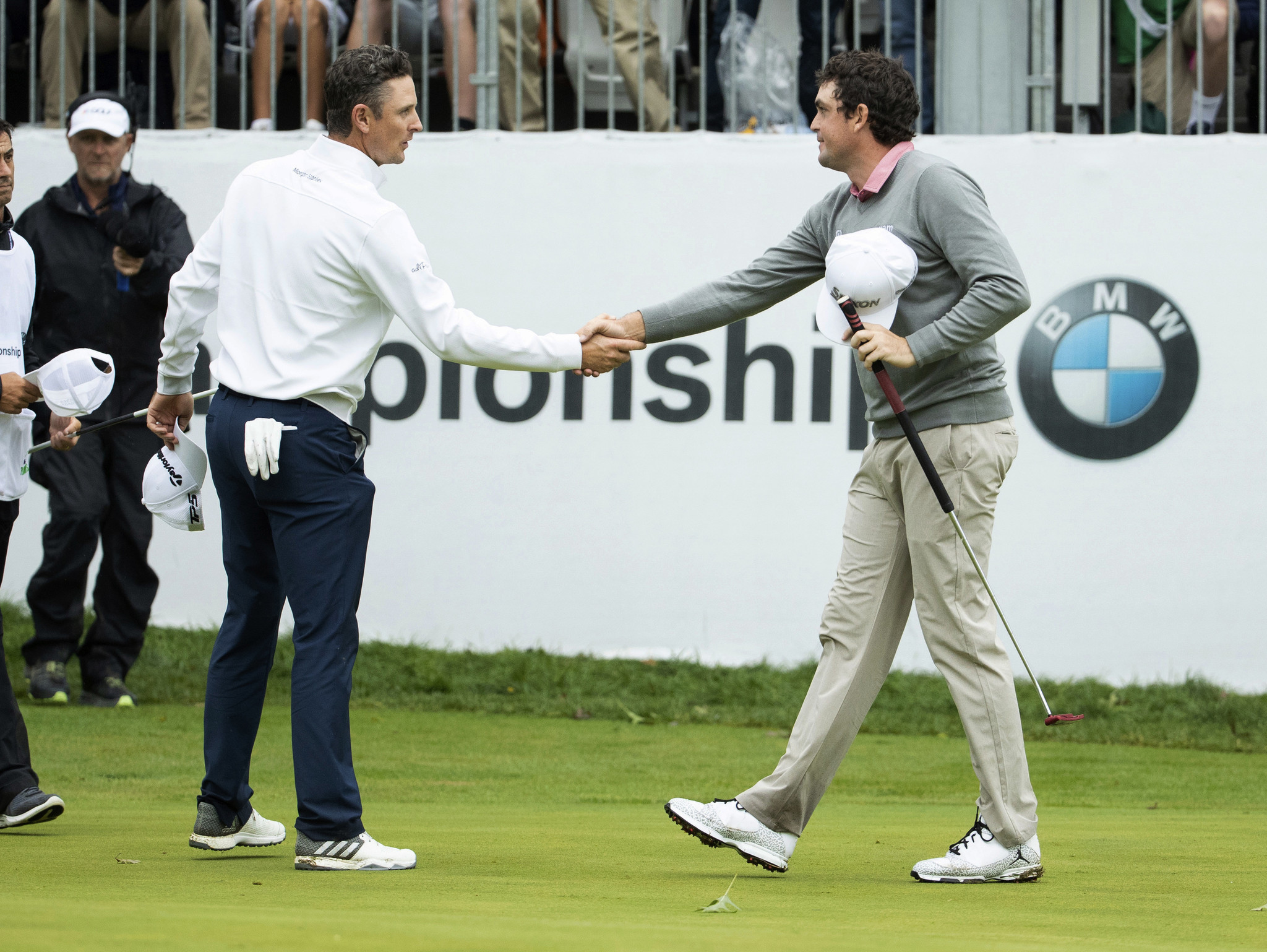 Image result for justin rose bmw championship