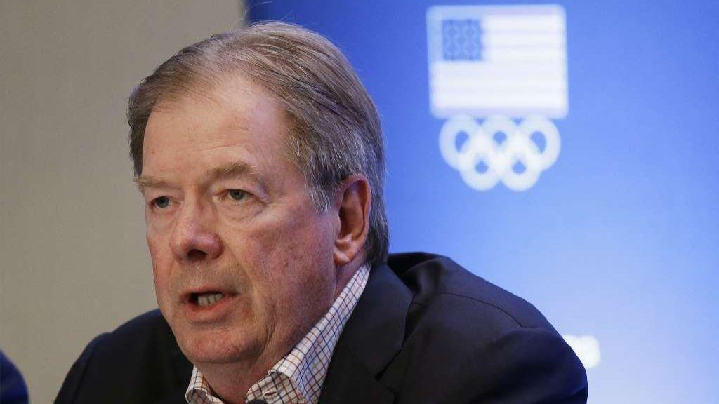 USOC chairman steps down amid turmoil