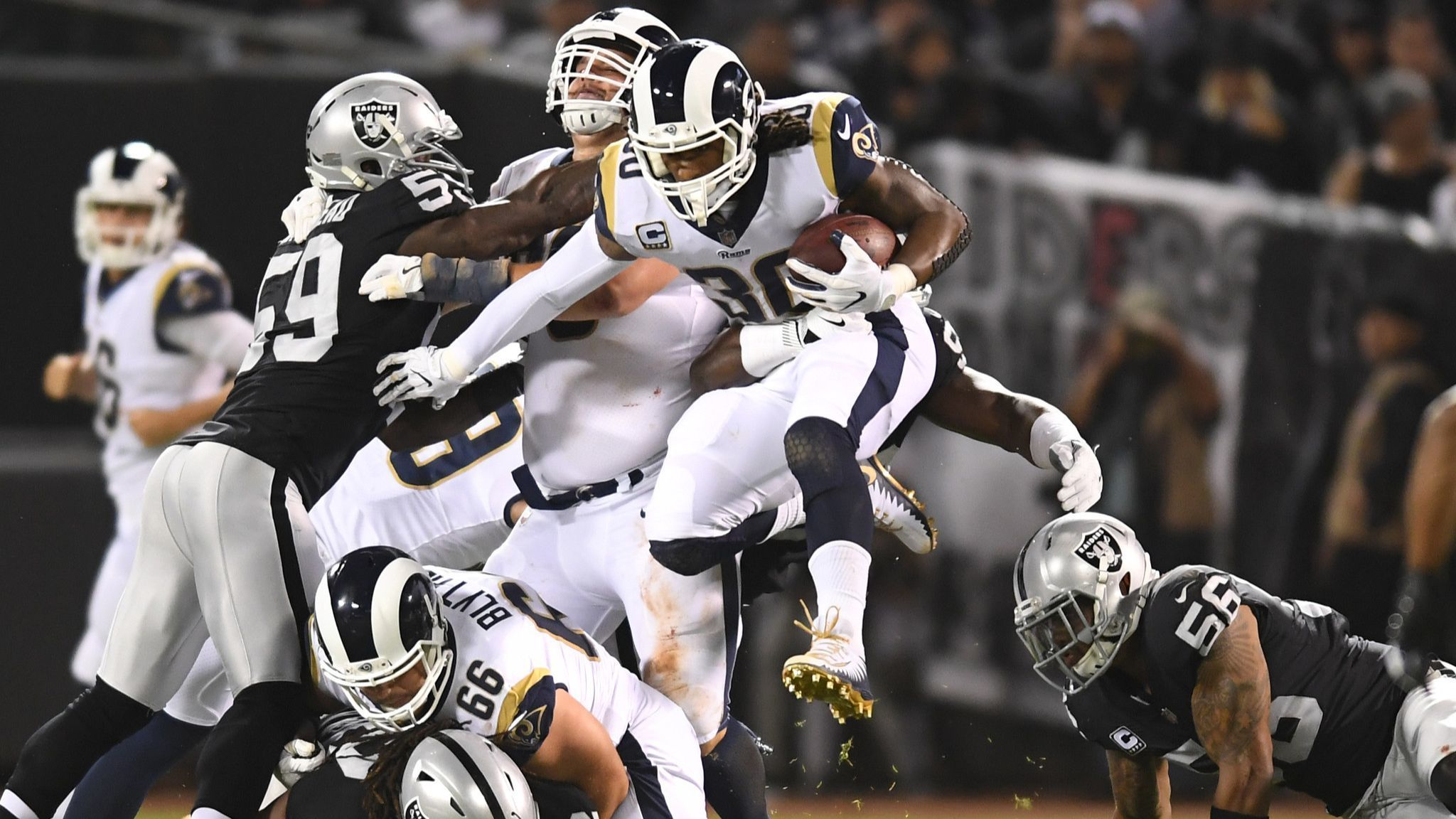 Rams spotlight on offense and defense from Week 1 against the Raiders