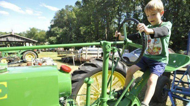 Fun on the farm: Kick off fall with agricultural activities around ...