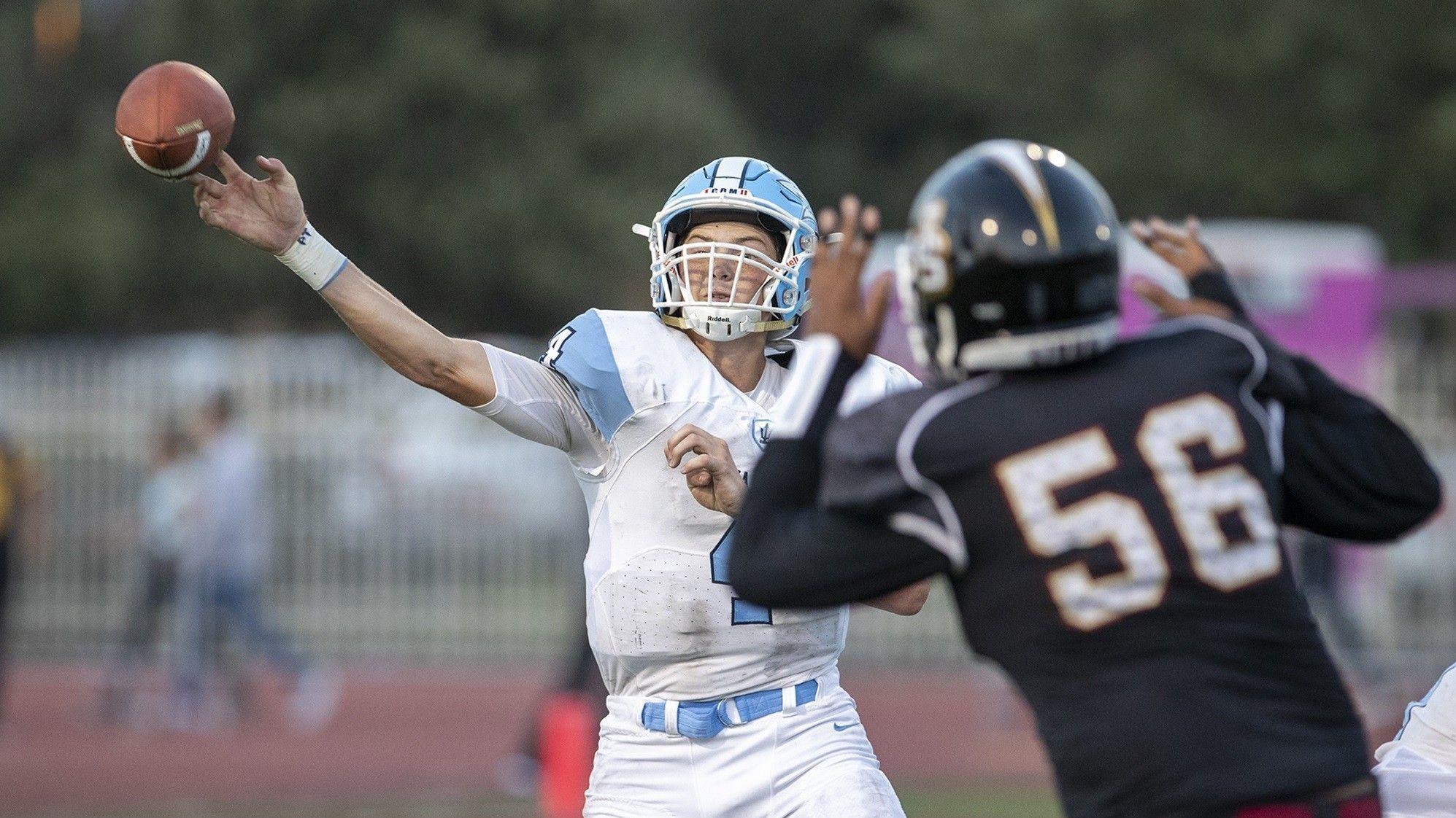 Week 4 High School Football Preview: Corona del Mar vs. San Clemente
