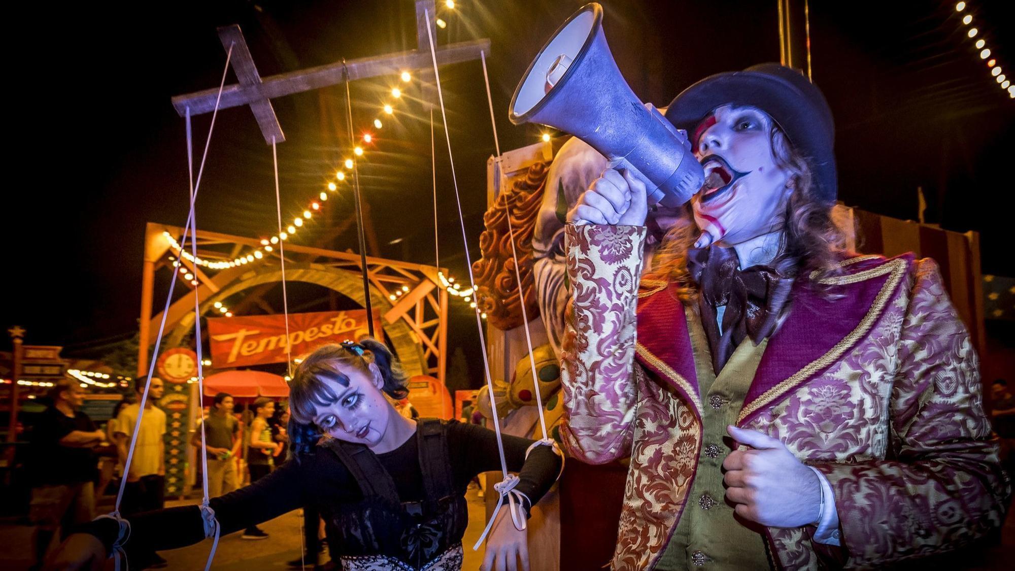 Busch Gardens celebrates 20 years of screams - Daily Press