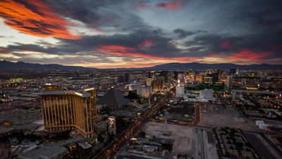 Ten things I never knew about Las Vegas until I ran a high-roller suite