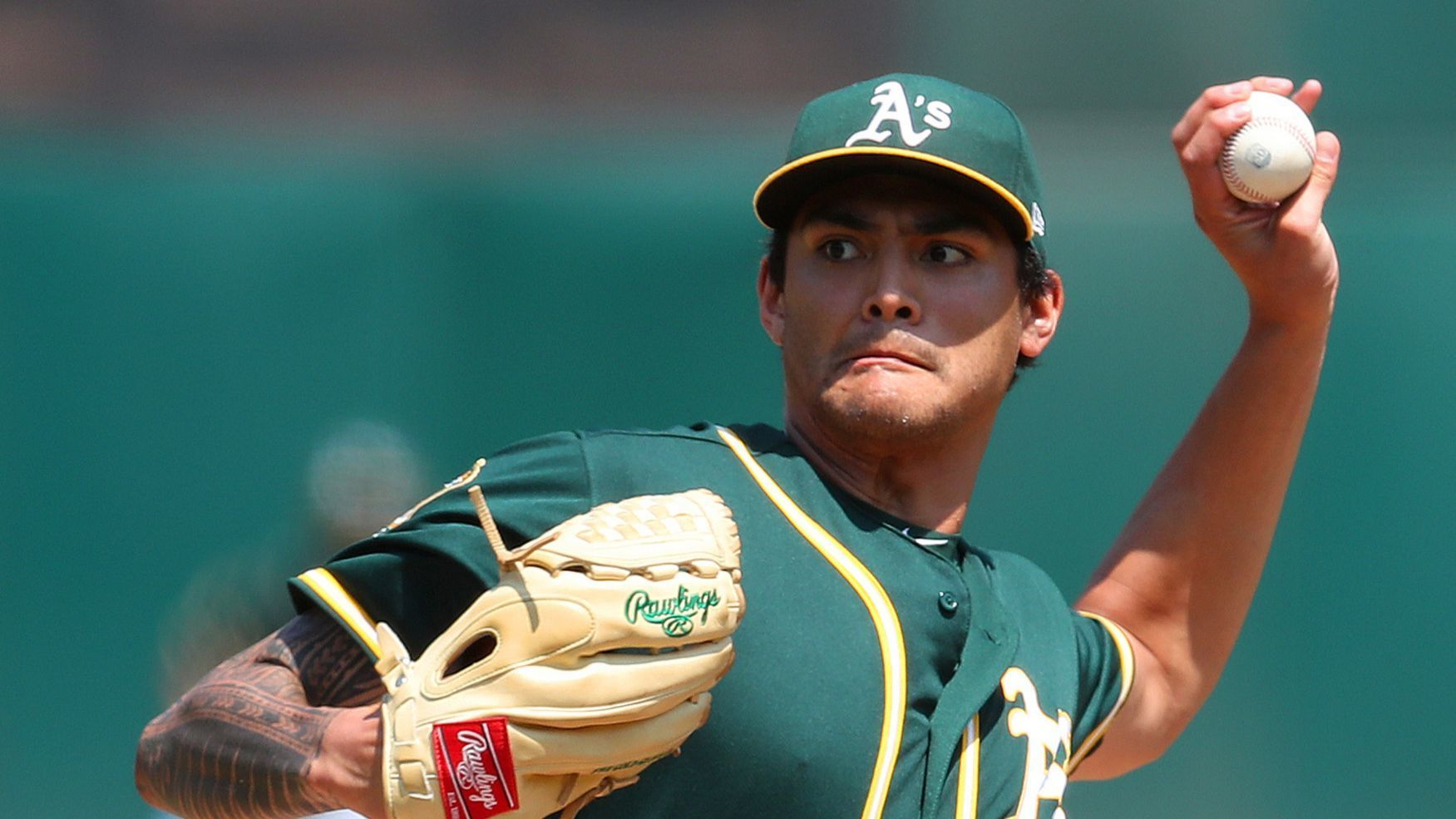 Andrean product Sean Manaea might miss entire 2019 season for Oakland A's with shoulder surgery