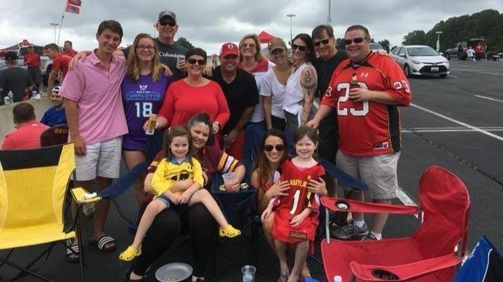 Nonprofit tailgate group hoping to grow Maryland football fan base by going young | baltimoresun.com