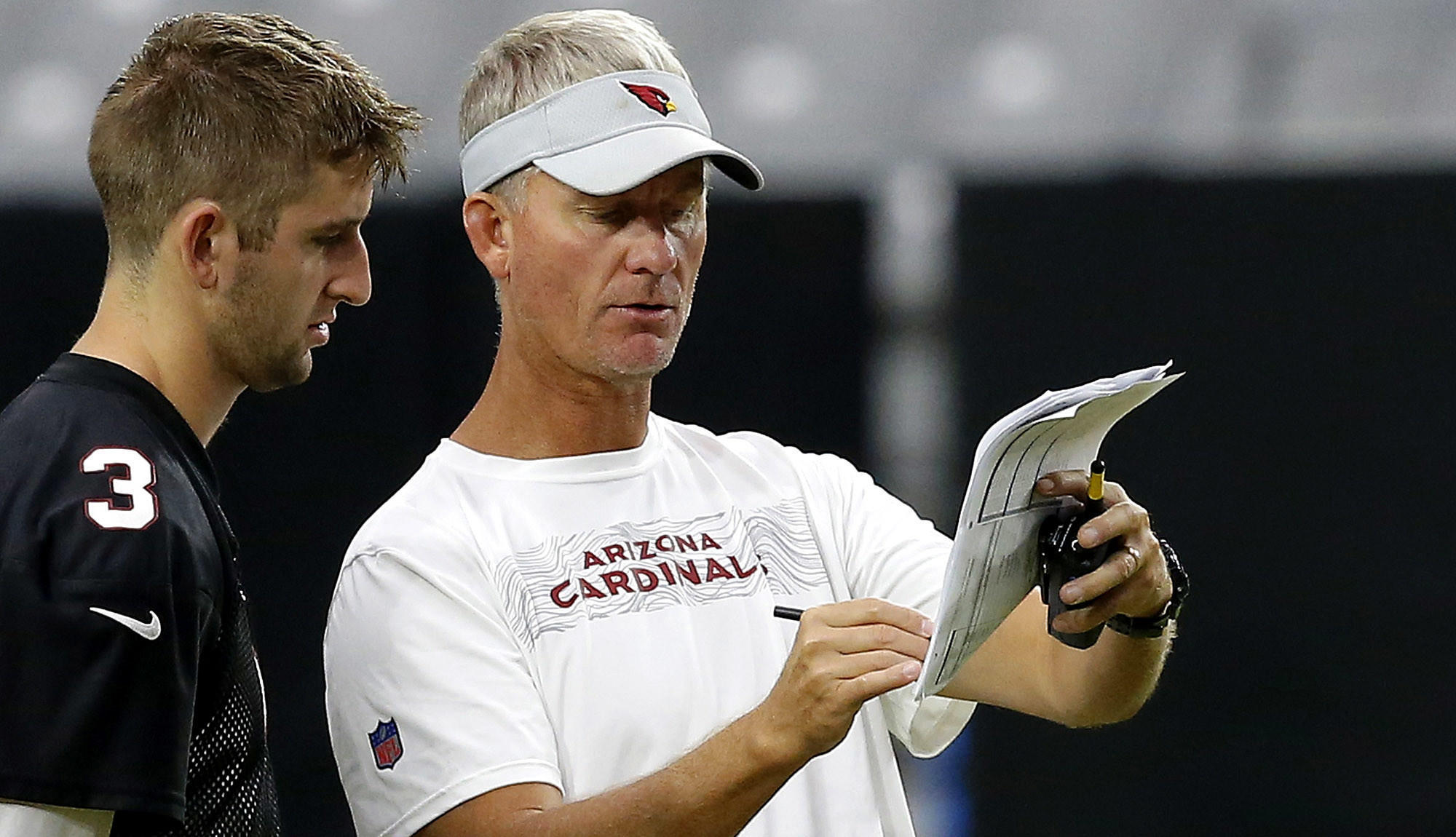 Mike Mccoy Continues To Adapt This Time With The