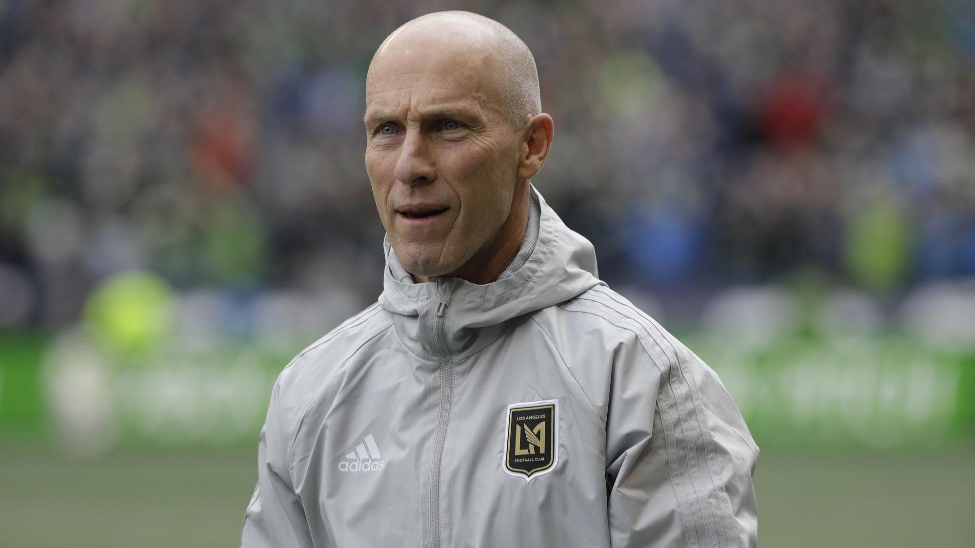 Coach Bob Bradley reaches 300 plateau but LAFC can't get anything more than a tie against Revolution