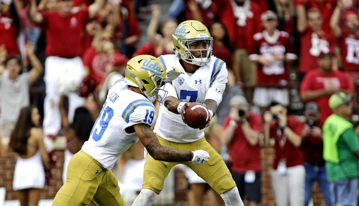 UCLA vs. Fresno State: Bulldogs 38, Bruins 14, fourth quarter