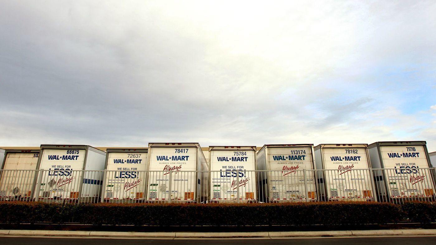 Walmart busca conductores y ofrece un salario de $86,000 al año