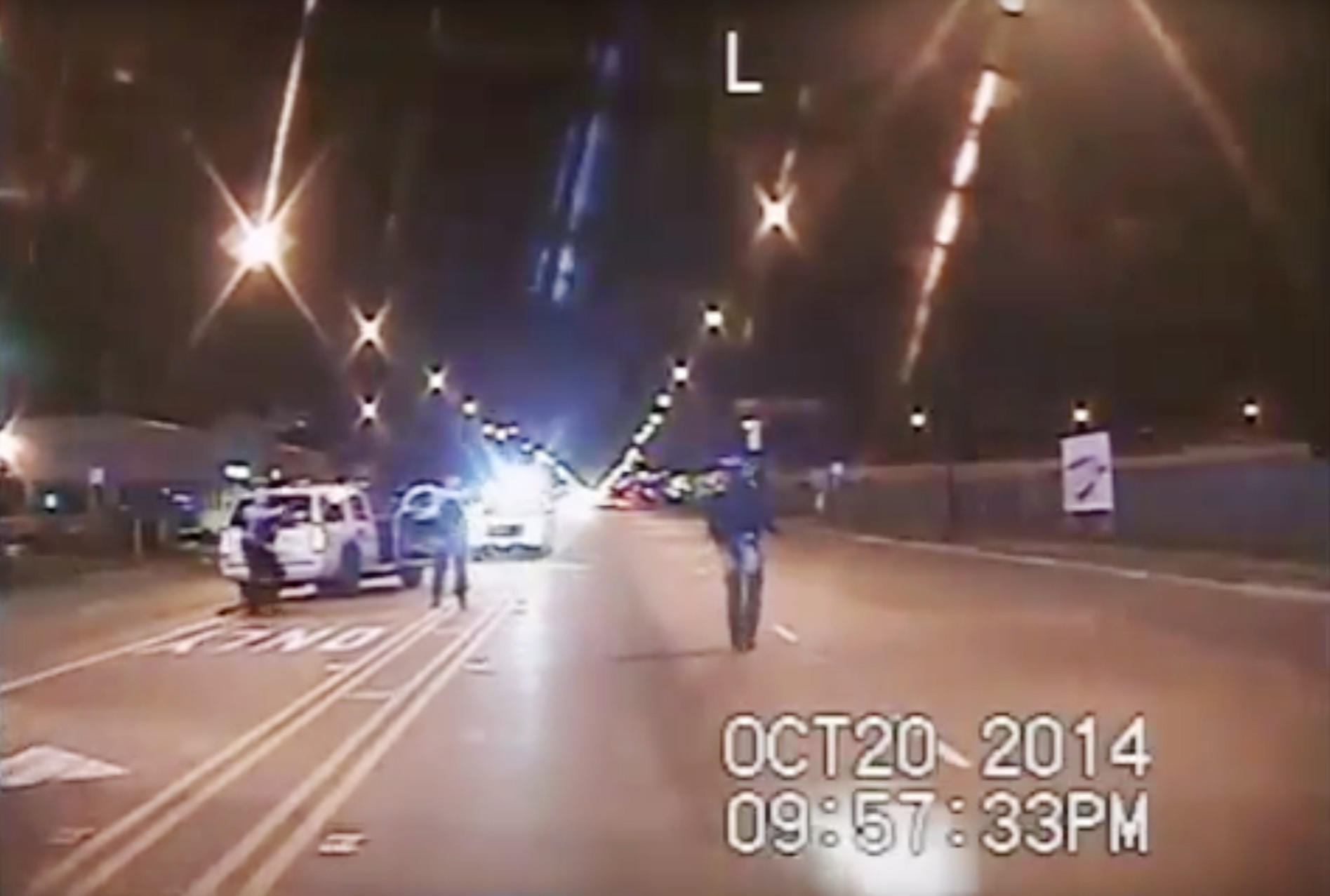 How the paths of Laquan McDonald and Jason Van Dyke crossed that fateful night | Chicago Tribune