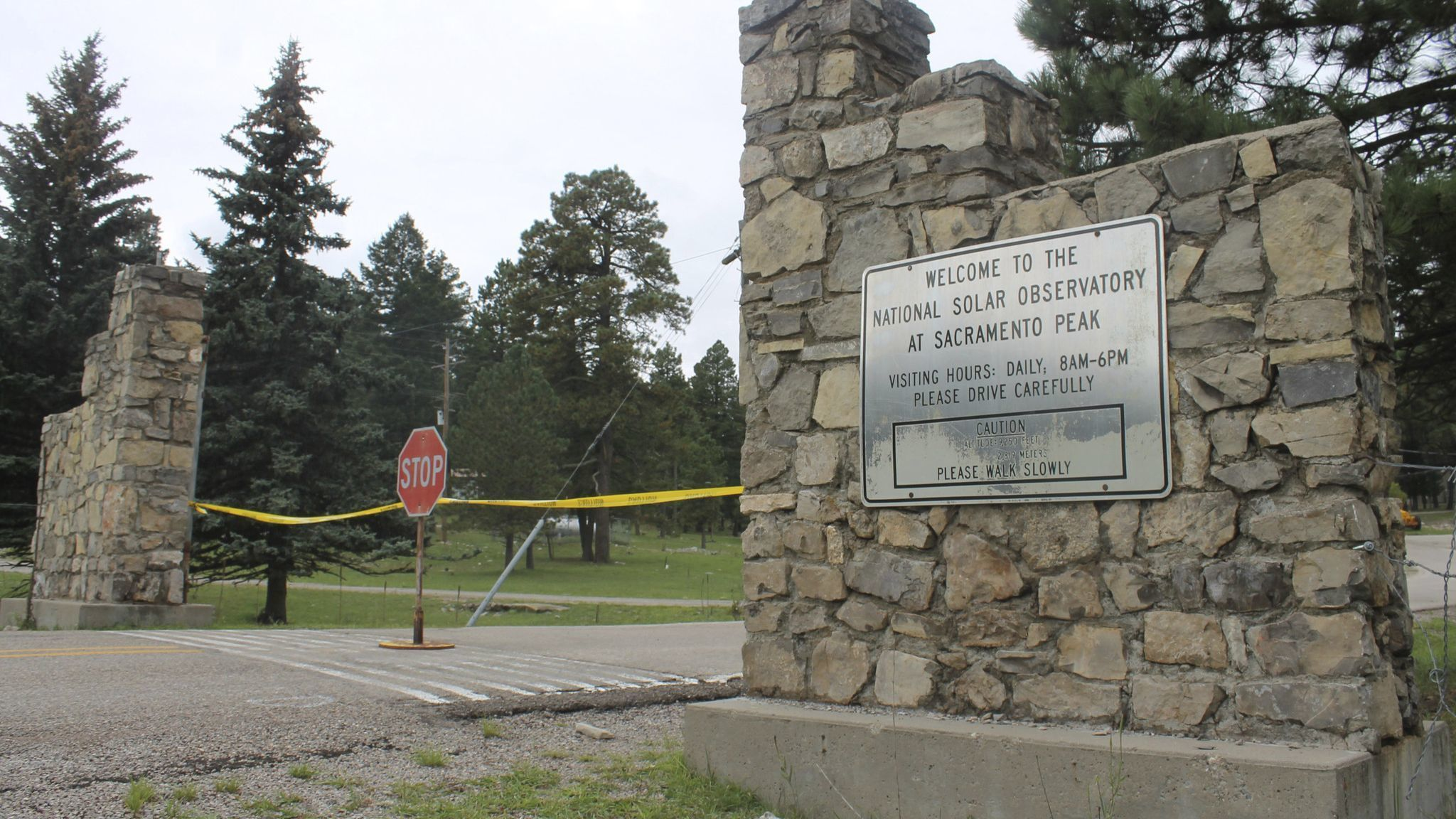 New Mexico observatory closed for security reasons to reopen