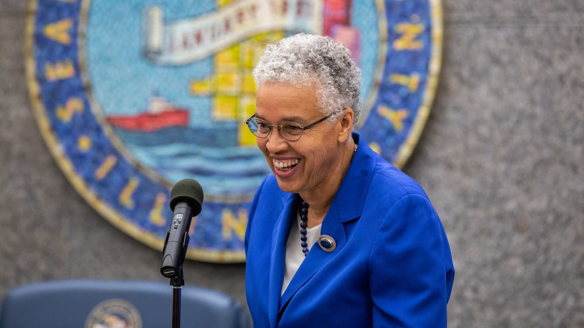 Cook County Board President Toni Preckwinkle to announce run for Chicago mayor this week | Chicago Tribune