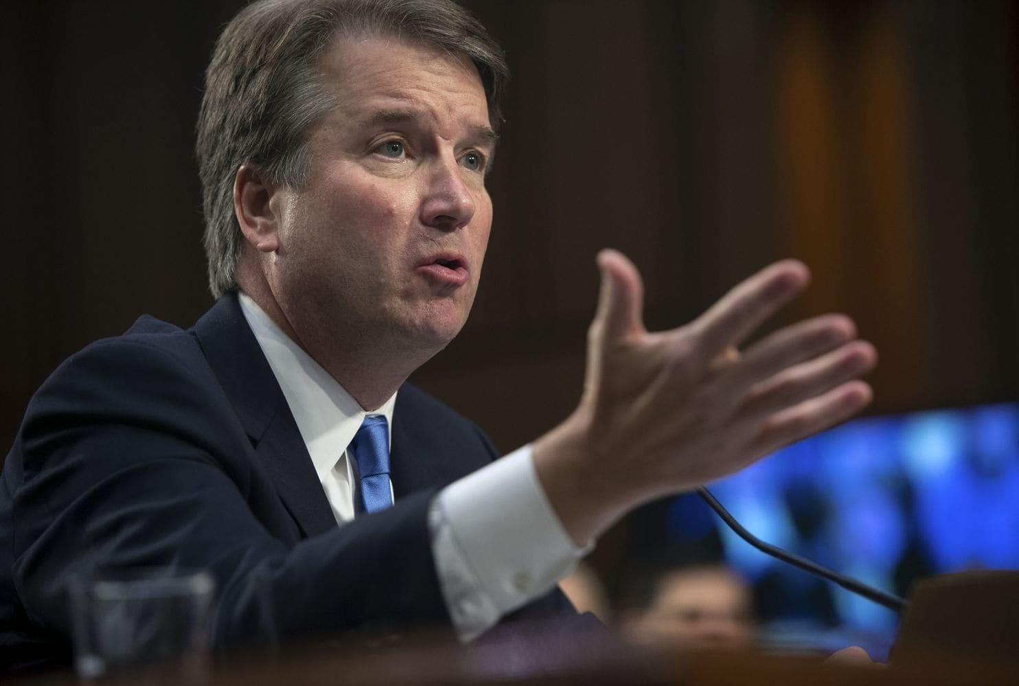 An alt-right Twitter account leaked the address of Kavanaugh's accuser. It's not the first time.