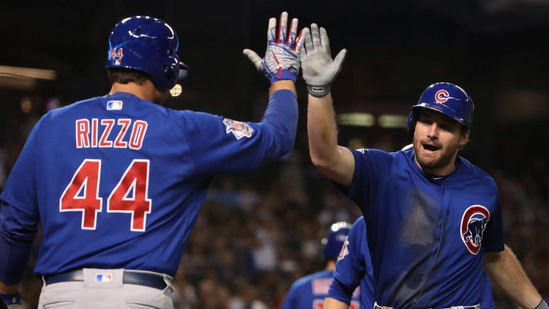 NL Central tracker: Cubs win Brewers lose  and magic number hits 8