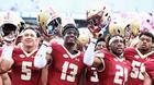 Top 10 most surprising college football teams so far this season