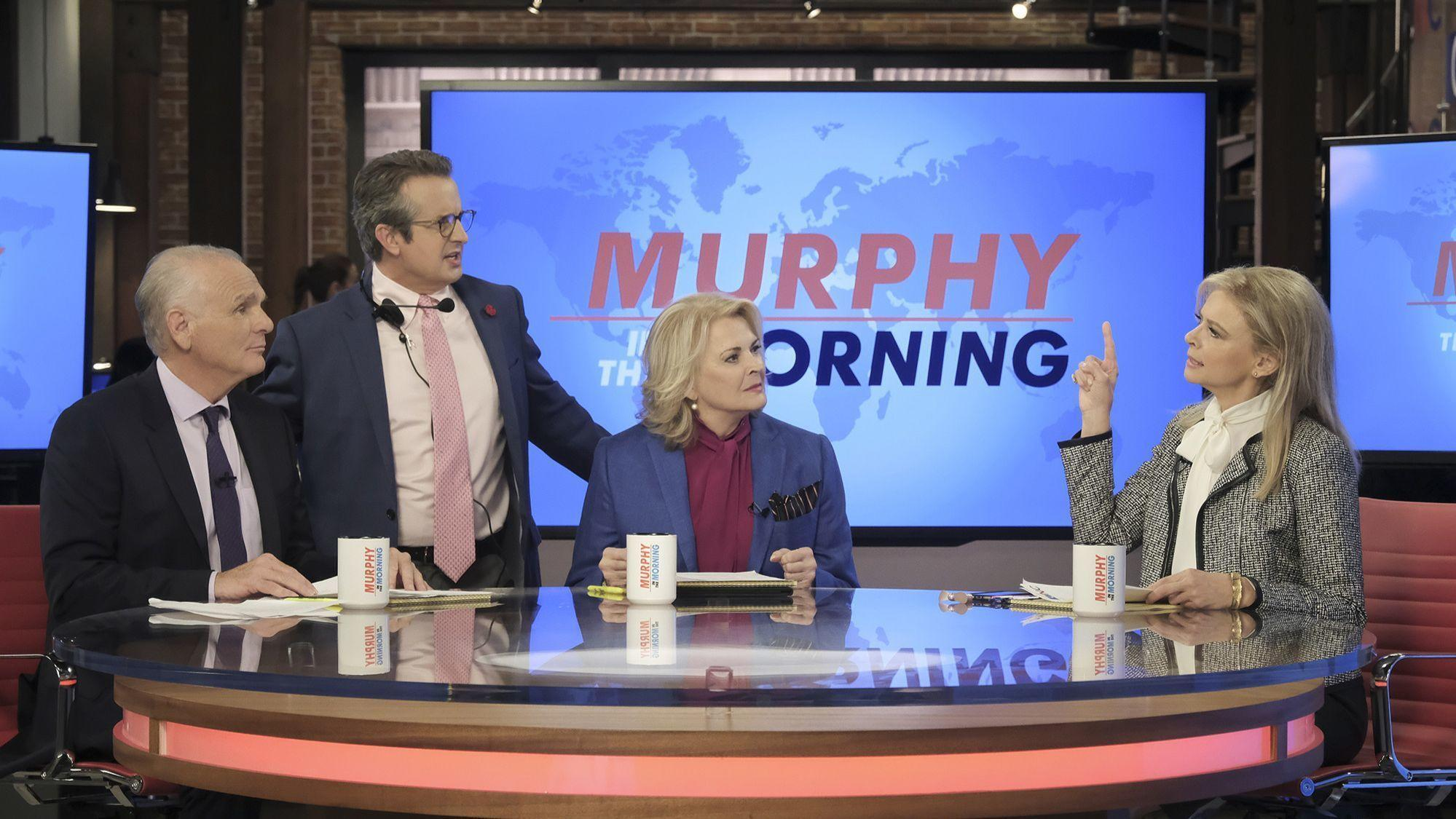 If the most anticipated show of the fall revolves around a woman over 70, it has to be 'Murphy Brown'