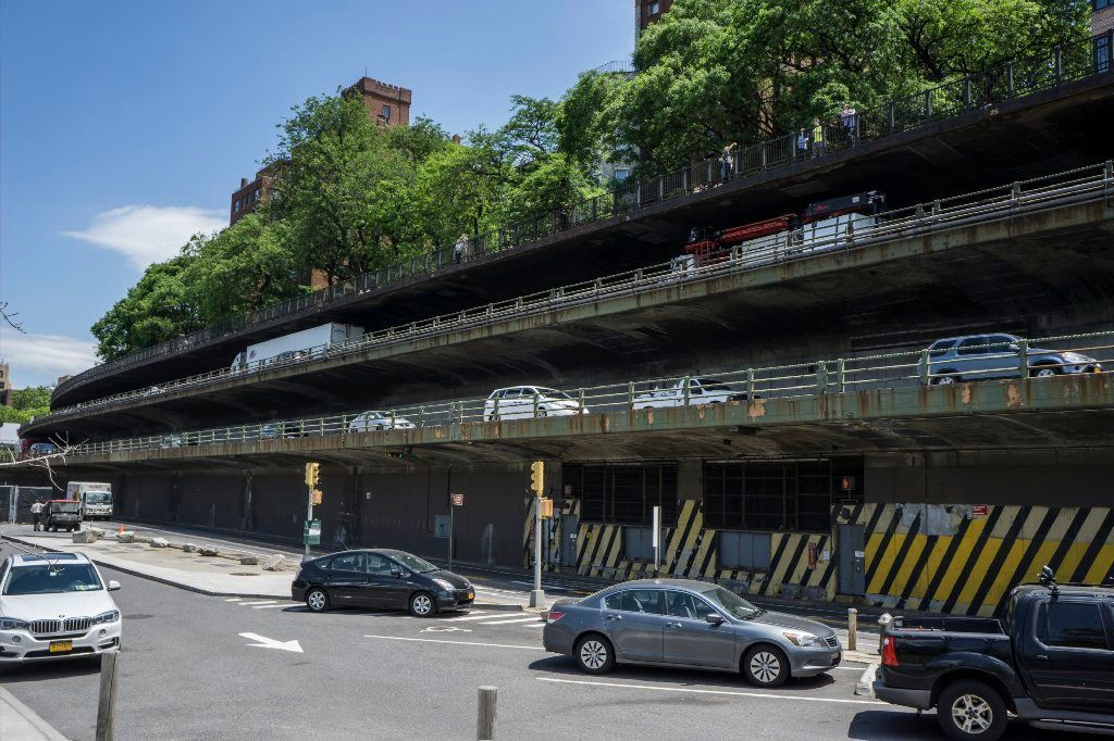 Brooklyn Heights Promenade could close to fix the BQE   New York Daily News