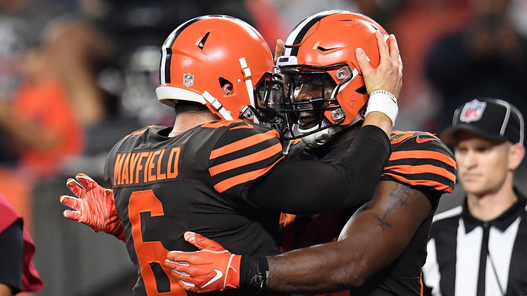 Ct Spt Browns Win Beat Jets  Chicago Tribune