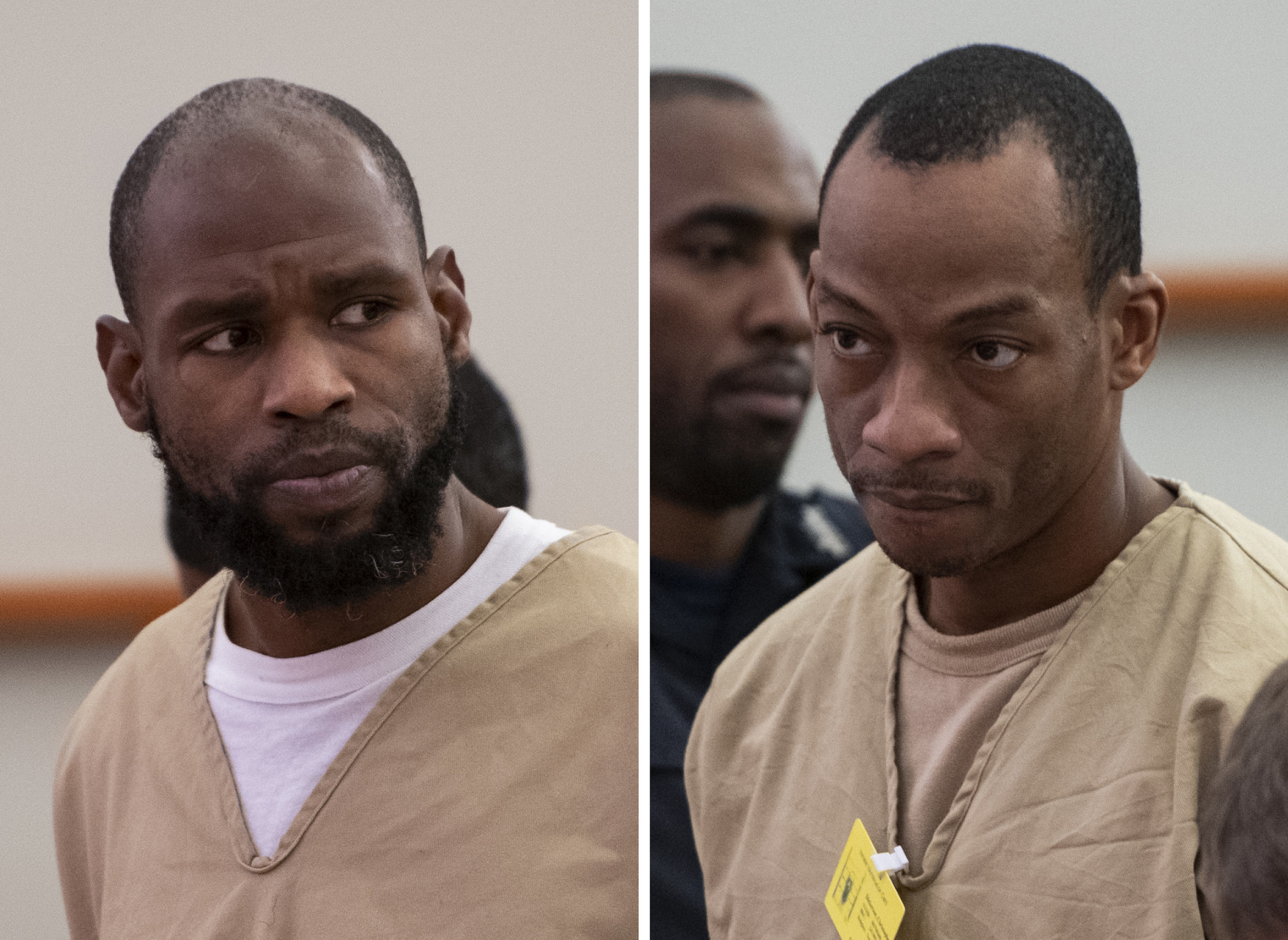 Not guilty plea for duo in 1997 Bronx transgender slay   New York Daily News