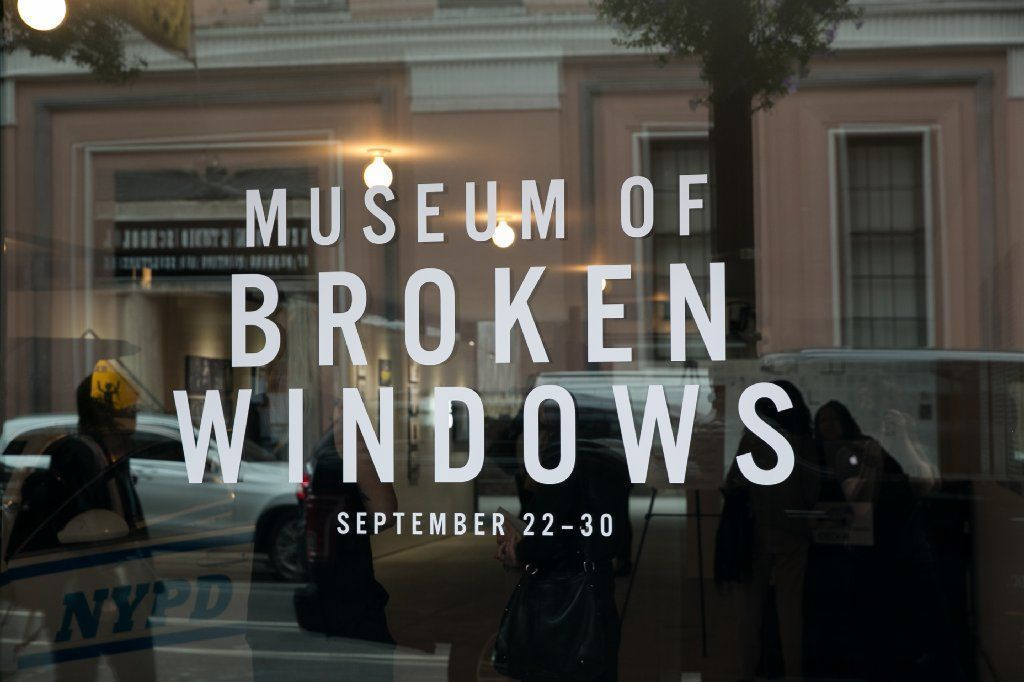 Artists team with Civil Liberties Union to denounce 'broken windows' policing   New York Daily News