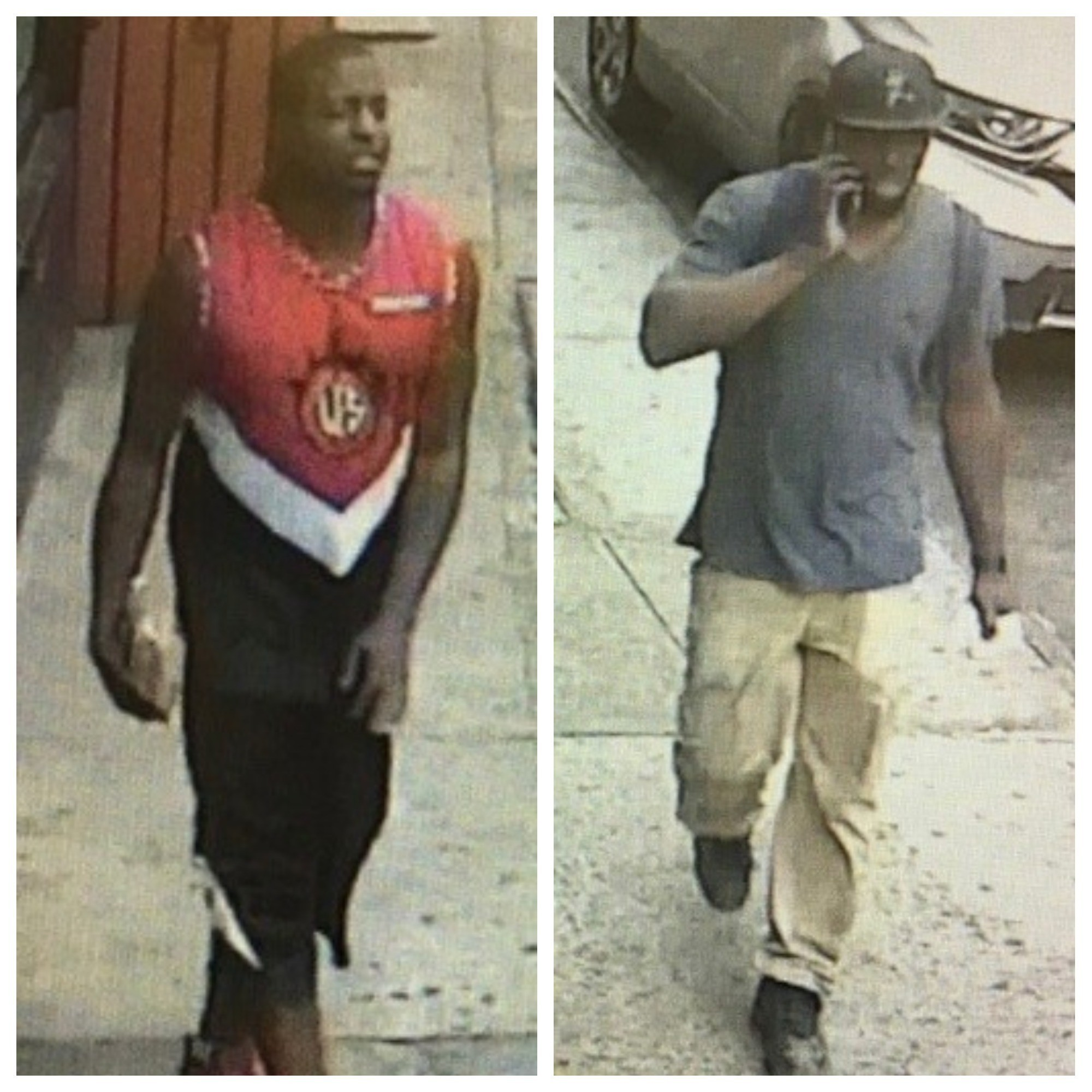 Cops looking for two in Brooklyn homicide   New York Daily News