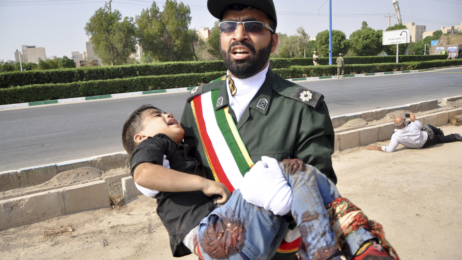 More than 20 dead, dozens wounded as gunmen attack military parade in Iran