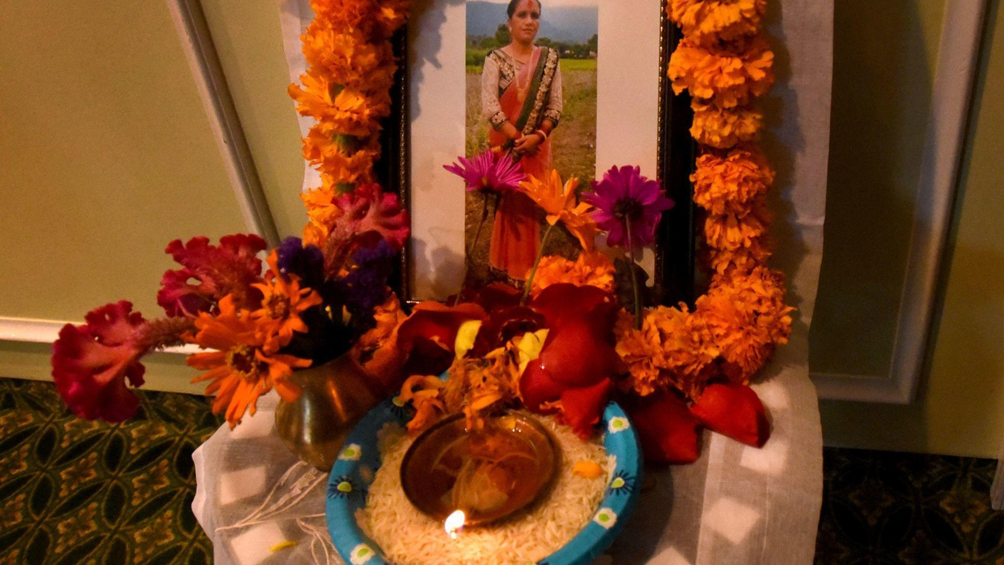Marylands Nepali Community Mourns Brindra Giri A Recent Immigrant