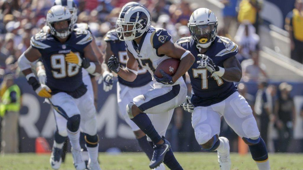 Through Week 3 In The Nfl The Powerful Rams Have Not Cut