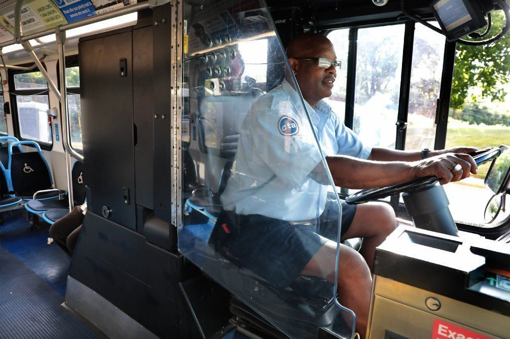 cta bus drivers report uptick in attacks by passengers chicago tribune