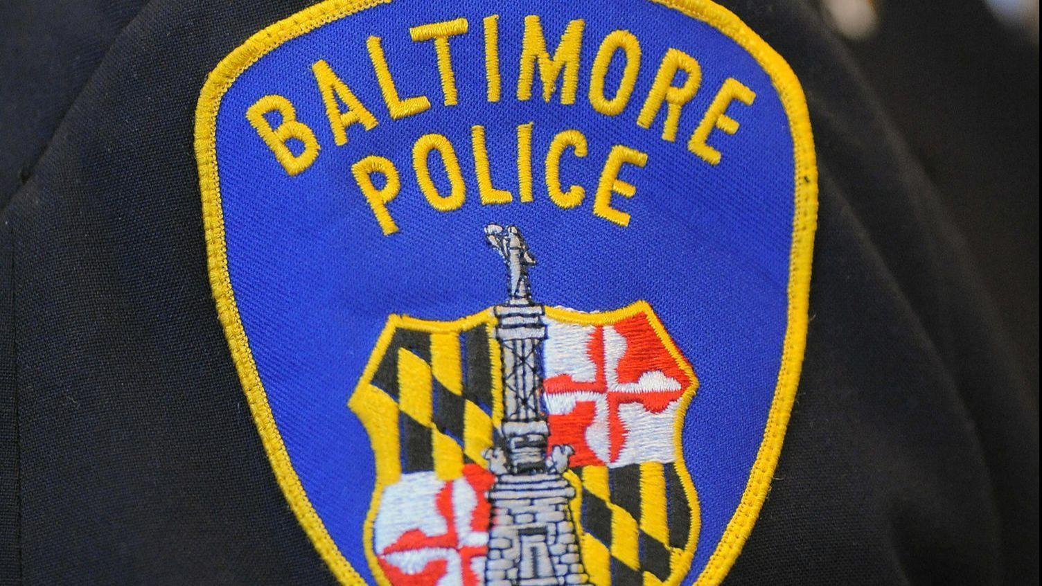 Baltimore police officer gets probation for hitting man in face during traffic stop