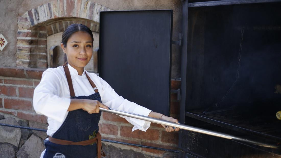 Chef Sheyla Alvarado